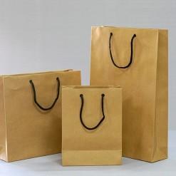 쇼핑백중 (크라프트지) 100장 / 320 110 290