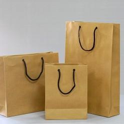 쇼핑백소 (크라프트지)100장/ 200 90 260
