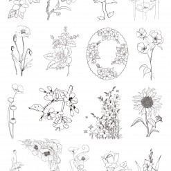 꽃손그림5